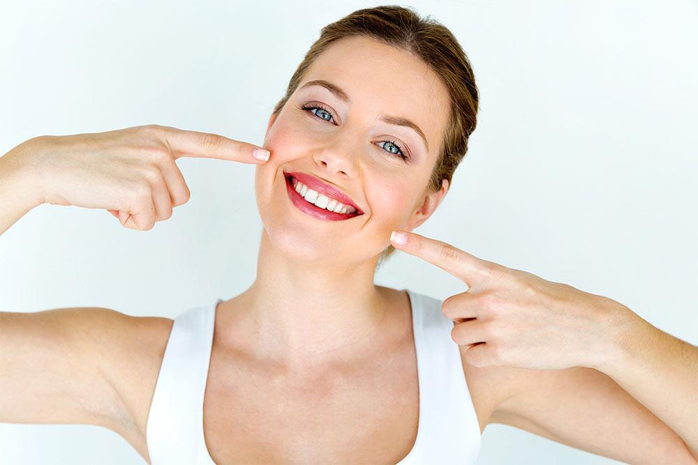 Ästhetische Zahnheilkunde Zahnfleischkorrektur