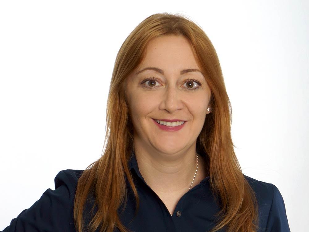 Sabrina-Rahman Praxis-Mitarbeiterin