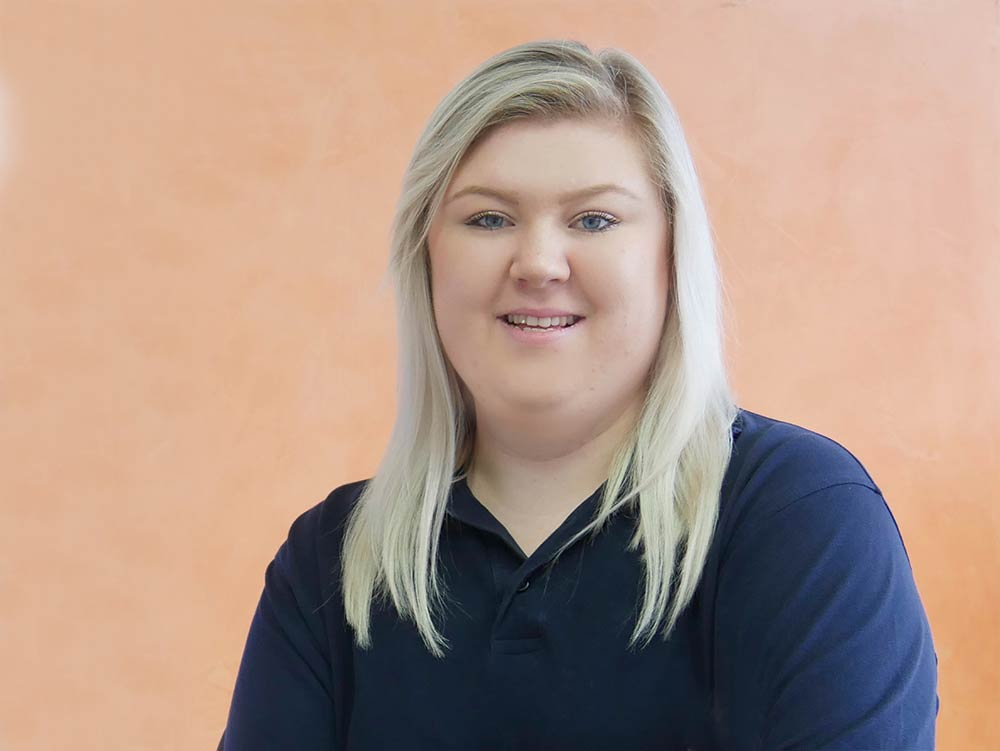 Lisa-Eckel Praxis-Mitarbeiterin