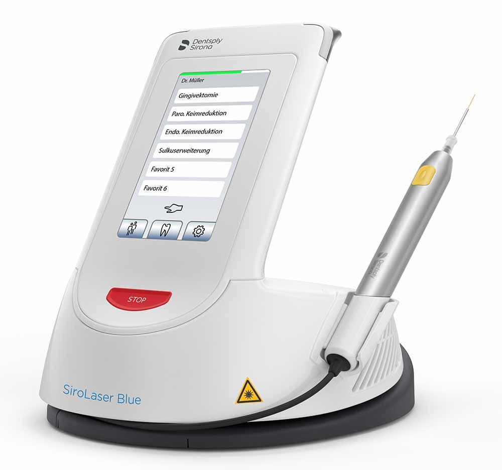 Parodontologie Moderner Dentallaser - minimalinvasiv